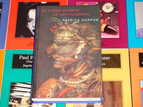 el fuego secreto de los filosofos - patrick harpur atalanta