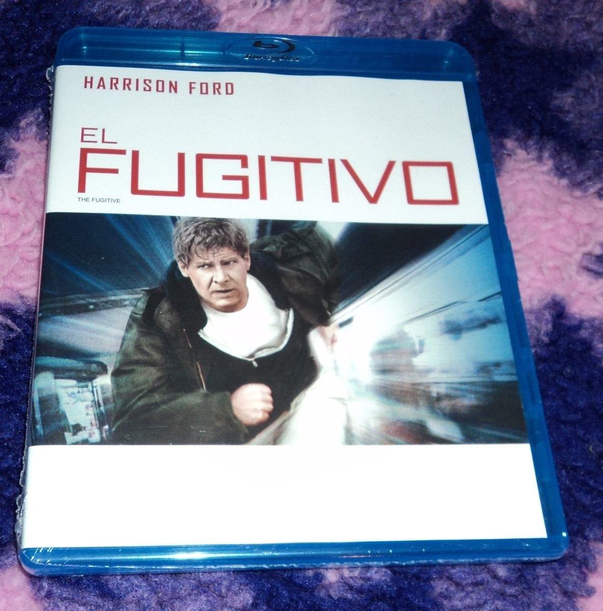 El Fugitivo - Bluray 20 Aniversario Remasterizada Clasico - $ 99.00 ...