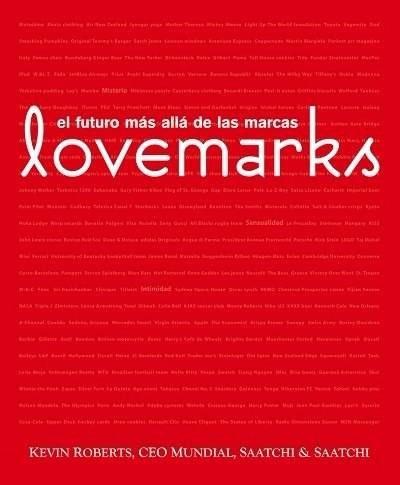 el futuro mas allá de las marcas lovemarks