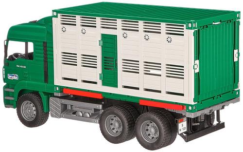 el ganado man truck transporte incl. ganado (1 ud. el color