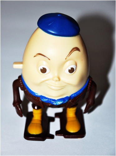 el gato con bota juguete mcdonals 2011 huevo coleccion usado