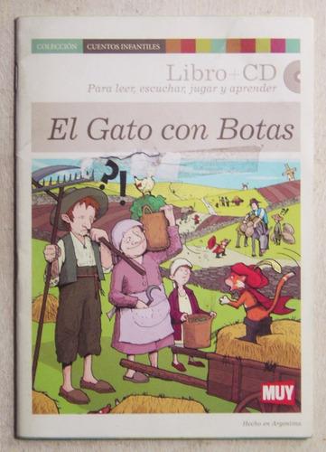 el gato con botas (libro con actividades) / col diario muy
