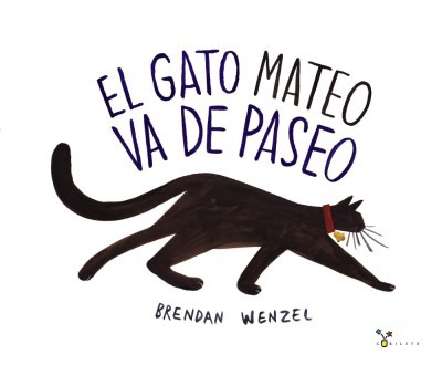 el gato mateo va de paseo(libro infantil y juvenil)