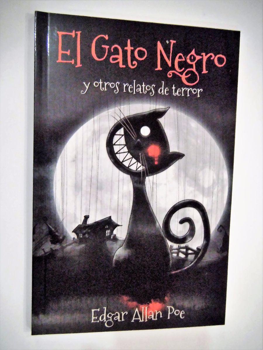 ASTRALIBROS | El Gato Negro Y Otros Cuentos Edgar Allan