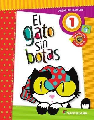 el gato sin botas 1 - areas integradas - santillana