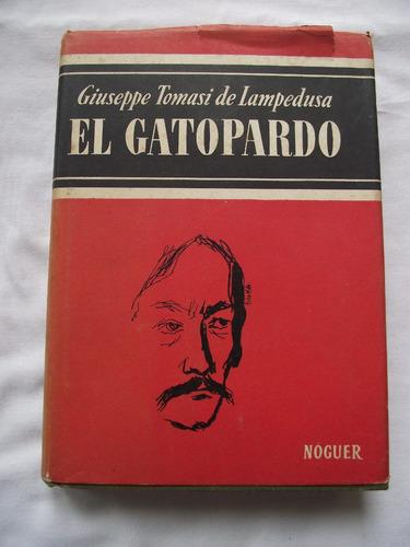 el gatopardo: giuseppe tomasi de lampedusa