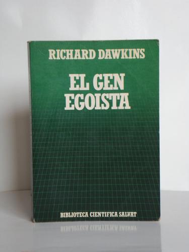 el gen egoista - richard dawkins