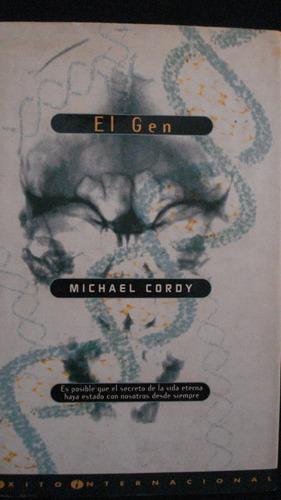 el gen- michael cordy- tapa dura-muy buen estado-envios oca