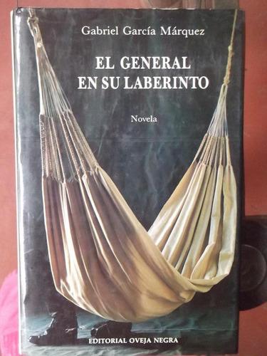 el general en su laberinto garcía márquez primera edición
