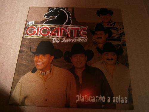 el gigante de america platicando a solas cd single promo 03