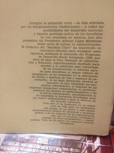 el gobierno del mandato claro - a. lopez michelsen - vol. 4