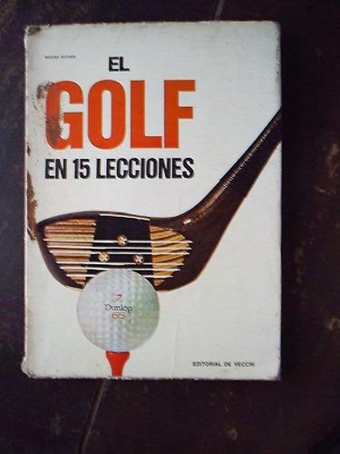 el golf en 15 lecciones