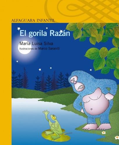 el gorila razan - maria luisa silva  - alfaguara