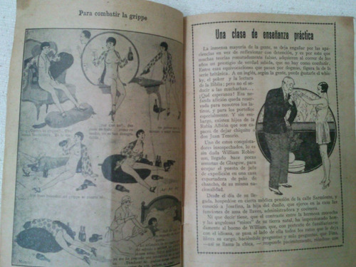 el gorro de dormir, revista picaresca, primeras décadas sxx