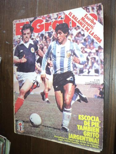 el grafico 3113 maradona argentina szw