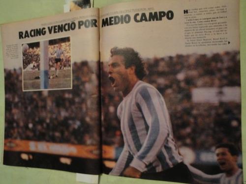 el grafico 3116 argentina maradona racing river boca menotti