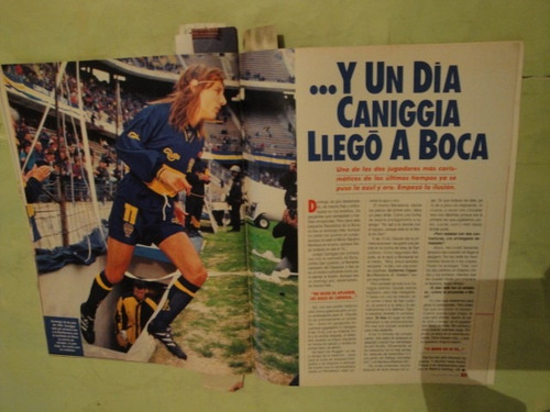 el grafico 3956 boca colon river velez traverso grondona