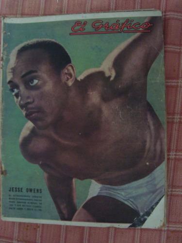 el gráfico 893 22/8/36 owens poster: campeones de polo berli