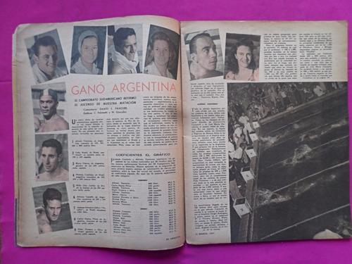 el grafico n° 1444 año 1947 roberto quatrocchi rosario centr
