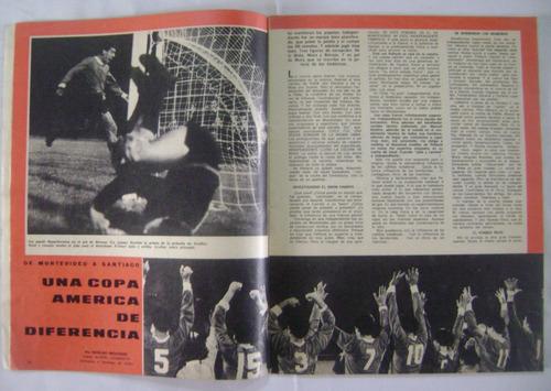 el grafico nº 2376 - independiente campeon de america 1965
