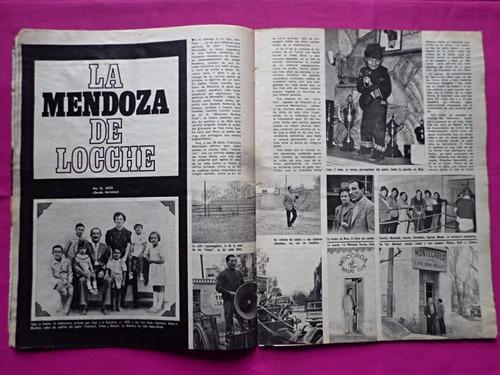 el grafico nº 2556 año 1968 estudiantes vs manchester boca