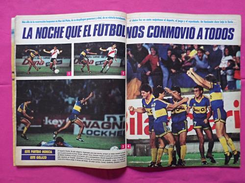 el grafico nº 3565, año: 1988, boca campeon copa de oro