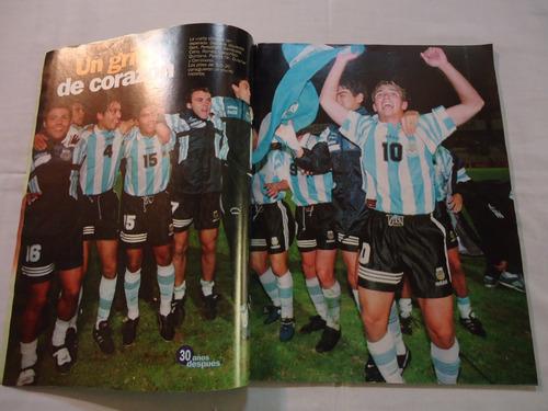 el grafico nº 4036 - argentina campeon sudamericano sub 20