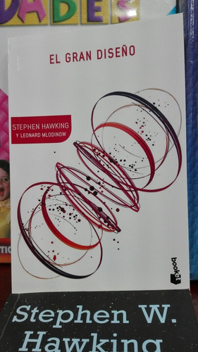 el gran diseño de stephen hawking libro en oferta