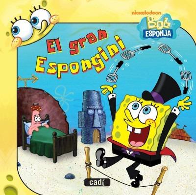 el gran espongini(libro )