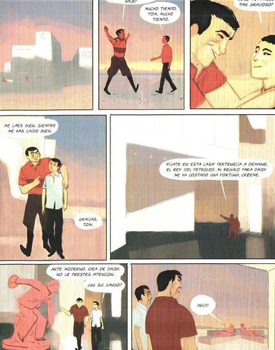 el gran gatsby - f scott fitzgerald - comic - novela grafica