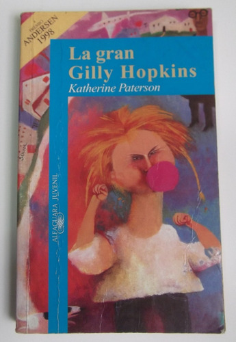 el gran gilly hopkins por katherine paterson. plan lector
