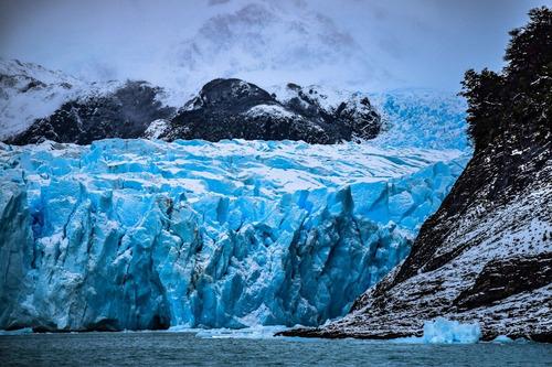 el gran glaciar
