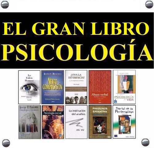 el gran kit de la psicología para psicólogos psiquiatras