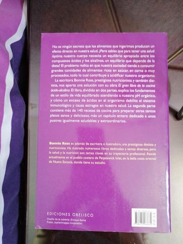 el gran libro de cocina ácido alcalina