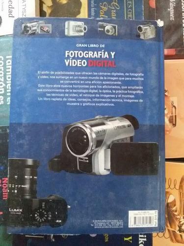 el gran libro de la fotografia y video digital