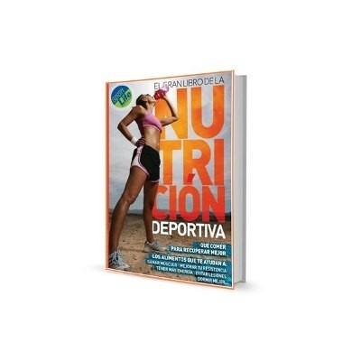el gran libro de la nutrición deportiva(a su correo)promo3x2