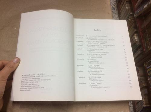 el gran libro de la personalidad. john oldham.