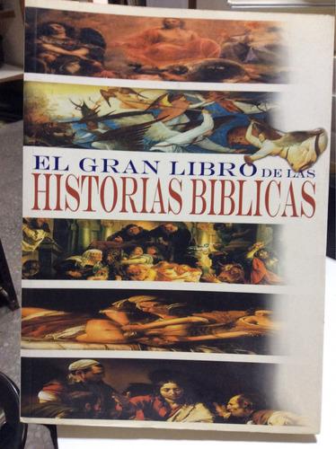 el gran libro de las historias bíblicas