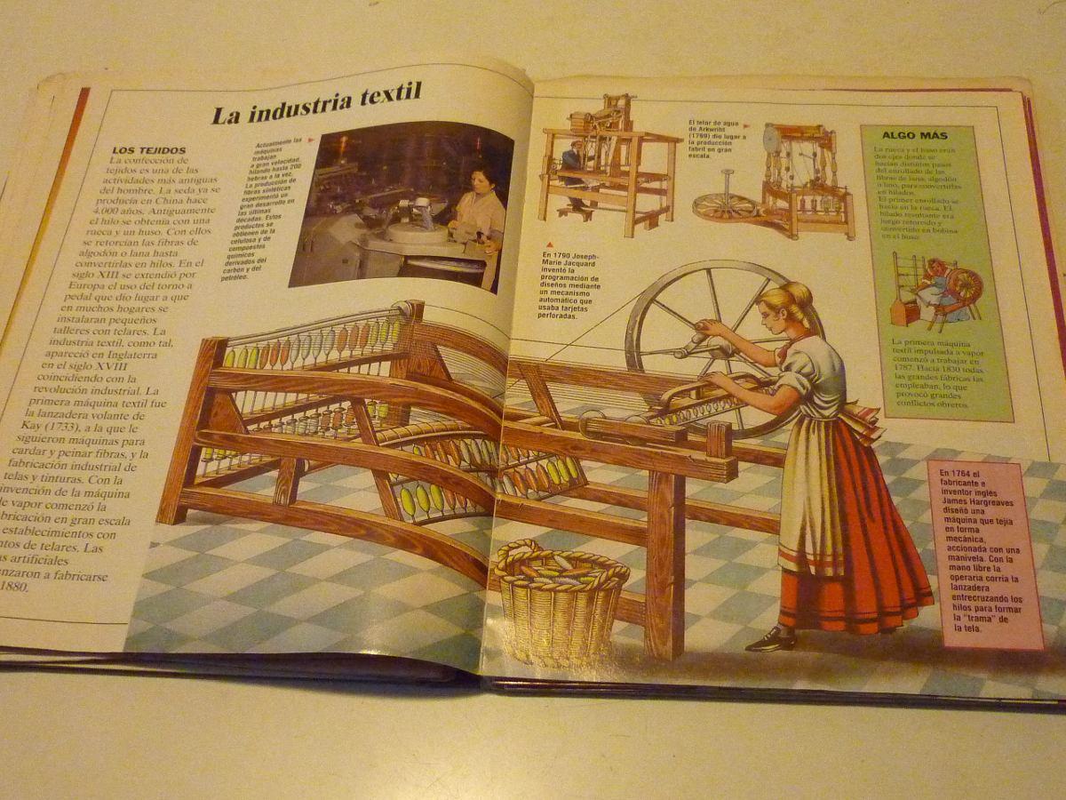 El Gran Libro De Los Inventos Y Descubrimientos - Billiken - $ 100 ...