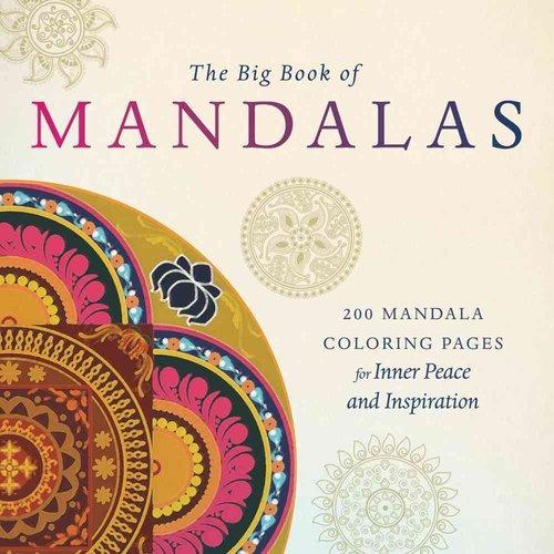 El Gran Libro De Mandalas Para Colorear Adultos Libro: - $ 196.550 ...