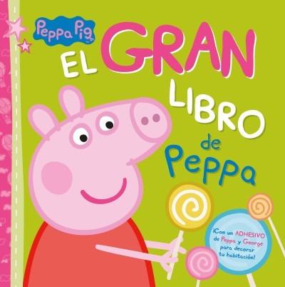 el gran libro de peppa(libro infantil)