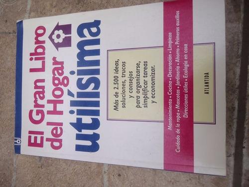 El gran libro del hogar utilisima en mercado libre for Utilisima decoracion del hogar