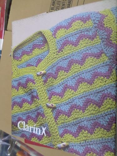el gran libro del tejido crochet 2003 -clarín