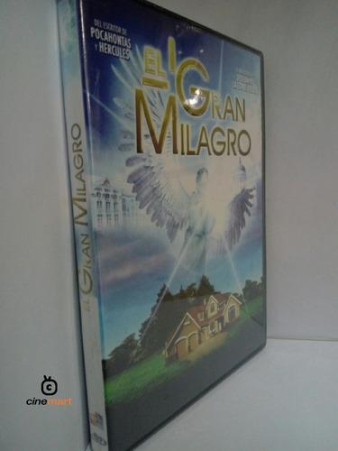 el gran milagro pelicula dvd