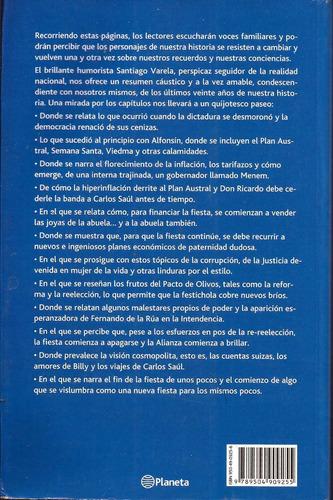 el gran monólogo nacional-20 años historia-santiago varela-