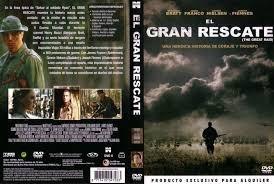 el gran rescate, película original en dvd