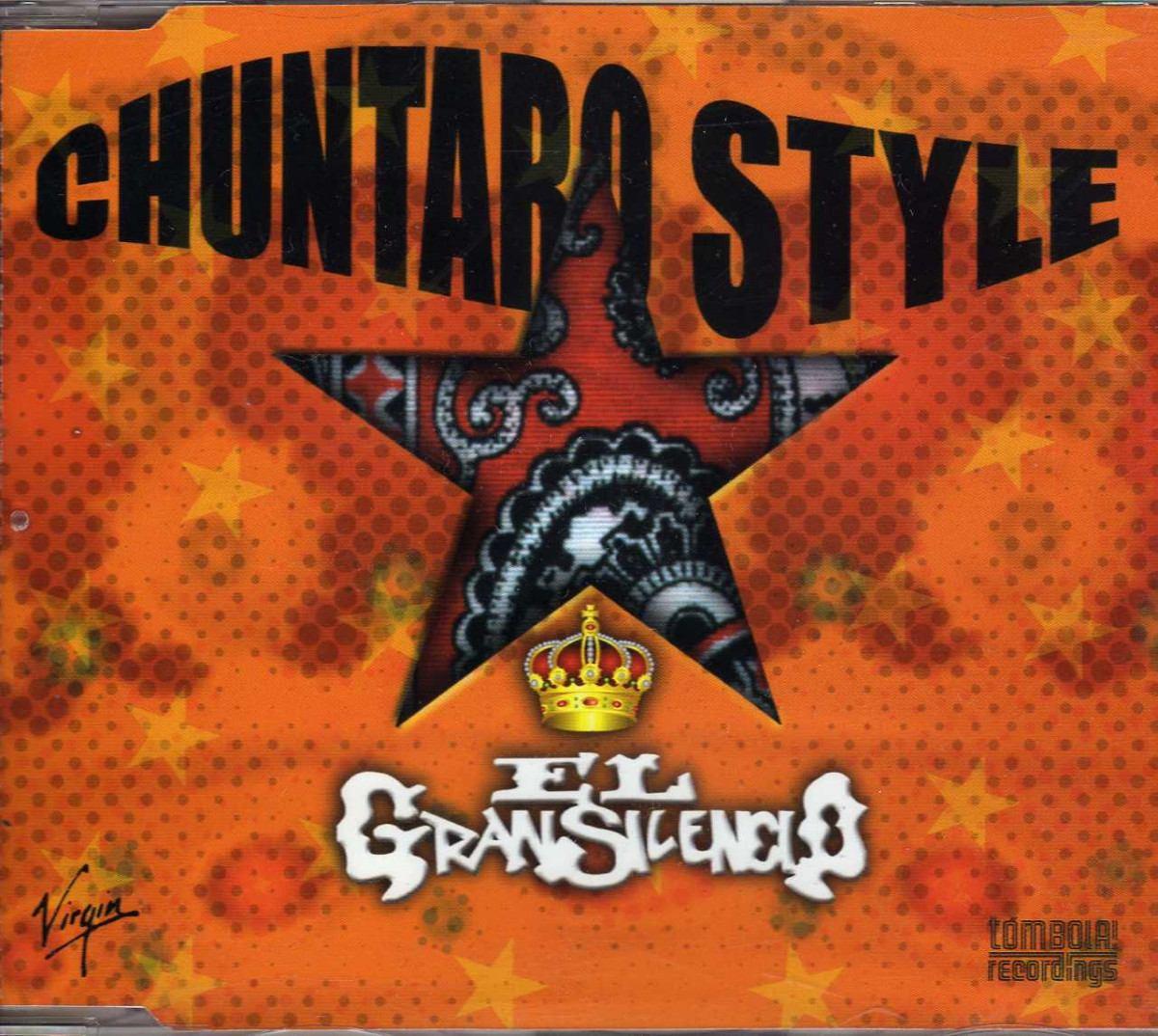 el gran silencio chuntaro style
