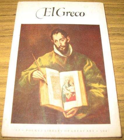 el greco arte 42 pintura españa obras pocket library