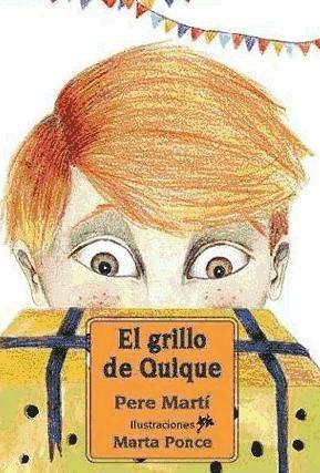 el grillo de quique(libro infantil y juvenil)
