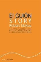 el guion story - robert mckee - alba - libro nuevo
